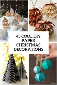 high end diy christmasns pinterestdiy paper for