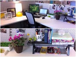 Office Shelf Decorating Ideas Cubicle Ideas Ask Annie How Do I Live Simply In A Cubicle