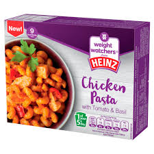 cuisine weight watchers weight watchers from heinz chicken pasta with tomato basil 310g
