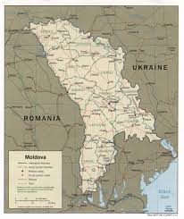Travel Map Of Europe by Maps Of Moldova Detailed Map Of Moldova In English Tourist Map