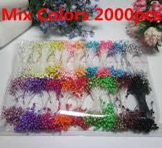 Flower Wholesale Aliexpress Com Buy Mesh Flowers Materials Wholesale Two Tone