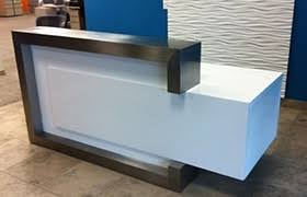 Restaurant Reception Desk Reception Desk High End Design