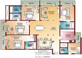 4 bedroom home plans four bedroom house plans kerala style memsaheb net