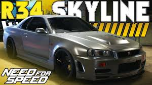 nissan skyline price in australia need for speed 2015 nissan skyline gtr r34 customization