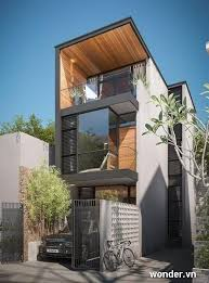 Narrow Modern House Plans Best 25 Three Story House Ideas On Pinterest Dream Houses Love