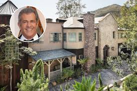 mansion global mel gibson is selling his medieval mansion for 17 million