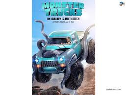free download monster trucks hd movie wallpaper 1