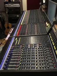 Sound Desk Soundcraft 6000 Mixing Desk Customised 1992 Reverb