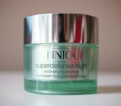 Clinique Skin Care Reviews Clinique Superdefense Night Recovery Moisturiser I Am Fabulicious