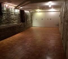 Best Finished Basements Mesmerizing Finishing Basement Floor Ideas Pictures Design Ideas
