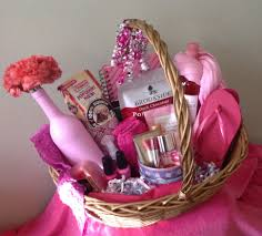 birthday gift baskets for women the all things pink gift basket this could be given to women of