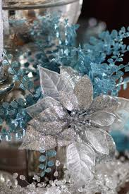 Blue Christmas Table Decoration Ideas by 53 Best Christmas Table Decorating Images On Pinterest Christmas