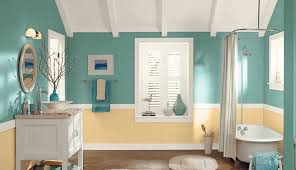 bathroom color paint ideas 7 great colors for painting bathrooms