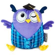 graduation owl graduation owl stuffed animal gift card holder classic stuffed