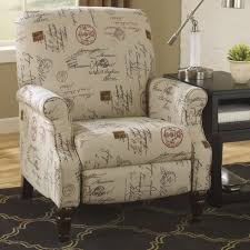 Marlo Furniture Liquidation Center by Signature Design By Ashley Placido High Leg Recliner Ahfa High
