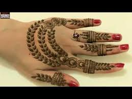 haathphool henna mehndi designs for dulhan easy simple unique