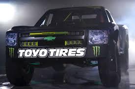 bj baldwin monster energy trophy truck 4 front photo