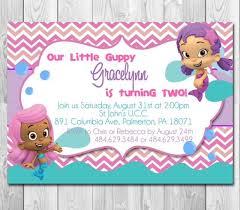 guppies birthday party birthday invites best guppies birthday party invitations