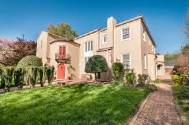 Mission Style House by The Classic California Mission Style House Located At 804 Westover
