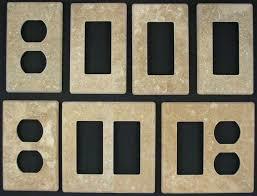 modern design decorative wall switch plates enjoyable ideas