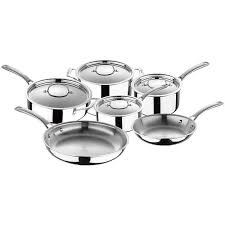 bergners bridal registry bergner 10 stainless steel cookware set