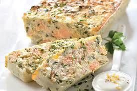 cuisiner de la truite terrine saumon truite recette facile gourmand