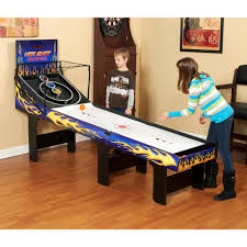 skee ball table plans hathaway shot 8 ft arcade ball table bg2015 the home depot