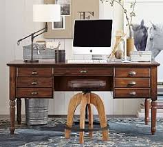 Desks For Office At Home Home Office Desks Writing Desks Craft Tables Pottery Barn
