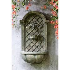 Tuscan Garden Decor Garden Inspiring Image Of Home Exterior Decorating Ideas Using