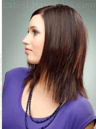 side and back views of shag hairstyle 39 chic medium shag hairstyles haircuts for women 2018