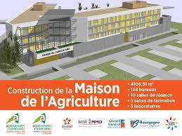 chambre d agriculture bourgogne première visite de la maison de l agriculture société est métropoles