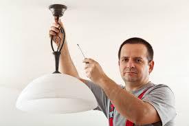 installing fluorescent light fixture installing fluorescent light fixture the inspector