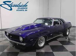 chevy camaro 69 1969 chevrolet camaro ss for sale on classiccars com 40 available