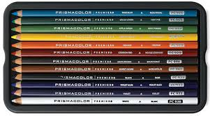 prism colored pencils what are the basic colors used in colored pencil is