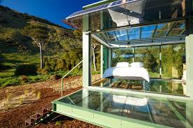 Airbnb Tiny House Tiny House Vacation Spend The Night In A Glass Tiny House In New