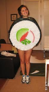 Halloween Sushi Costume Sushi Roll Halloween Costume