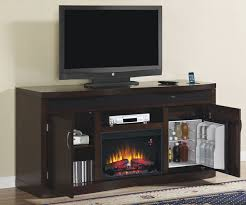 Electric Fireplace Entertainment Center 73 Endzone Espresso Electric Fireplace Entertainment Center