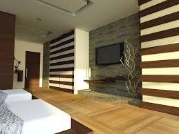 zen meditation room ideas loft bed wit metal ladder design blue
