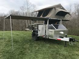 jeep wrangler overland tent expedition trailers nuthouse industries