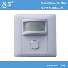 Bathroom Motion Sensor Light Switch Pir Motion Sensor Light Switch Bathroom Tdl 2180 Tuodi China