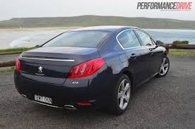 peugeot turbo 2016 2012 peugeot 508 gt rear