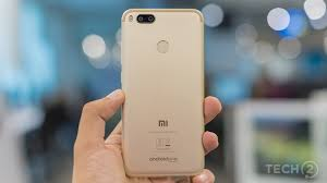 Mi A1 Xiaomi Mi A1 In Pictures The Dual Rear Sporting Android