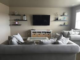 family room makeover client project reveal a sophisticated family room makeover withheart