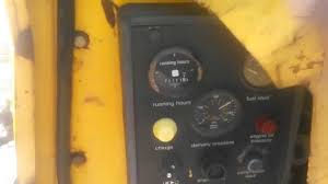 atlas copco xas 85 tow behind compressor youtube