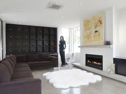 Costco Sheepskin Rug Flooring Exciting White Sheepskin Rug For Cozy Living Room Design