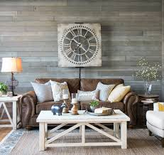 Brown Leather Sofa Living Room Decorating With Brown Leather Furniture Tips For A Lighter Living