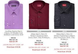 men u0027s dress shirts only 14 69 at macy u0027s reg 52 50 alfani