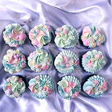 mermaid cupcakes mermaid cupcakes creme maison bakery