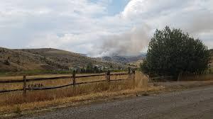 Fire Evacuation Plan Wa by Firefighters Stop Spread Of Blaze Near Livingston Evacuation Wa
