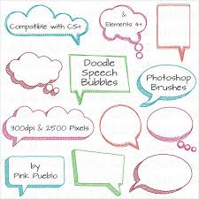 doodle brushes 9 free psd abr format download free u0026 premium